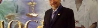 Doctor Edgar López premiado por IOCIM