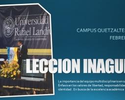 Elección Inagural – Campus Quetzaltenango
