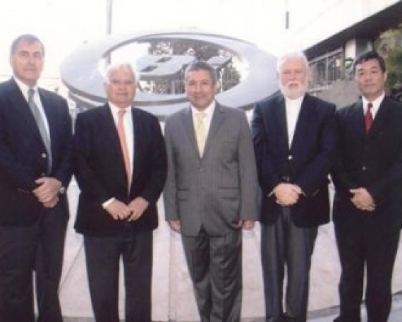 Homenaje al Dr. Edgar López